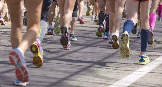 הכנה לריצת מרתון