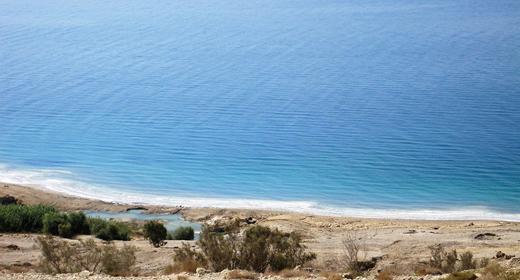 טלוס למוריה ישראל - לשחרור ים המלח והחייאתו