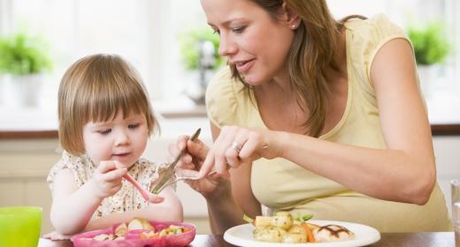השפעת תזונת ילדים על גדילה והתפתחות