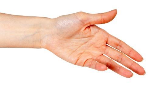 אצבע הדק - טריגר פינגר טיפול אלטרנטיבי (TRIGGER FINGER)