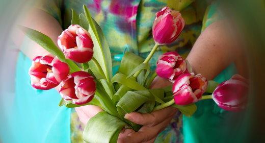 איזון הצ'אקרה השנייה - צ'אקרת המין בעזרת פרחי באך