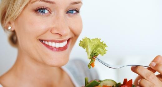 תזונה נכונה, שמחה ומלאת חיים