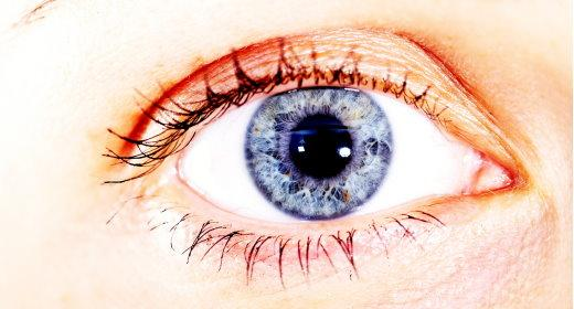 אירידיולוגיה - העיניים כראי הגוף והנפש