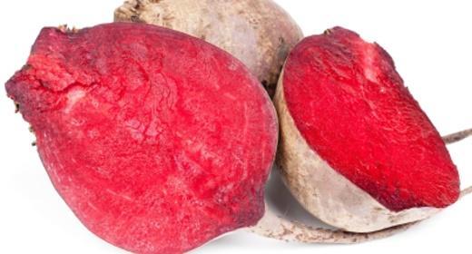 סגולות הריפוי של הסלק - כוכב בריאות אדום