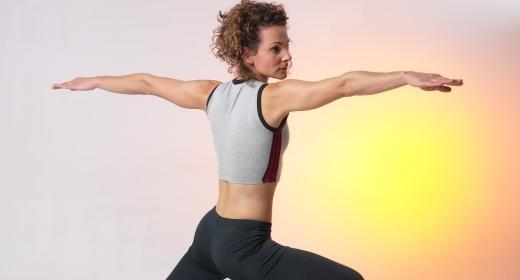 יוגה. להתחבר לעצמנו ולהכוונה הפנימית