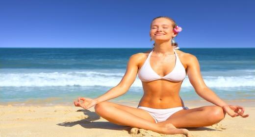 יוגה- הדרך להתאחד ולהגיע לשלווה