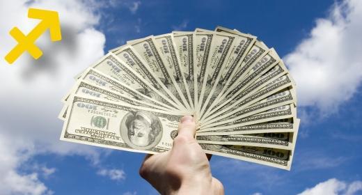 על המזל האסטרולוגי ויחסו לרכוש ולכסף - מזל קשת