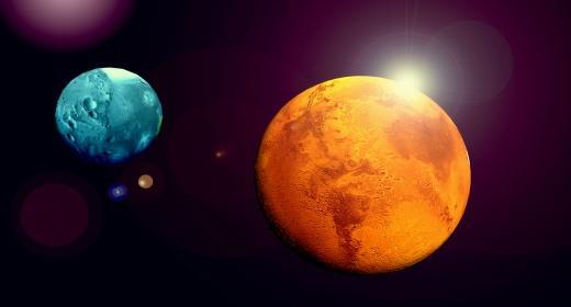 מארס- כוכב מאדים