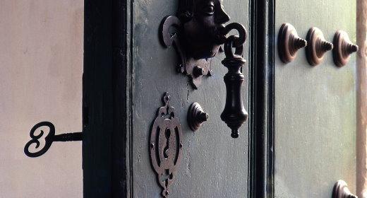 פאנג שואי: עיצוב דלת הכניסה