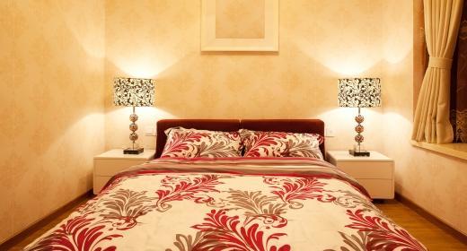עיצוב חדר השינה לפי הפנג שואי