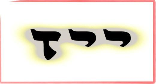 """תורת הקבלה: ע""""ב שמות. משמעות צרוף האותיות- י.י.ז"""