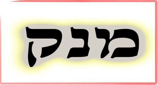 """תורת הקבלה: ע""""ב שמות. משמעות צרוף האותיות- מ.נ.ק"""