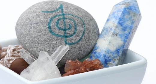 גבישים ואבני מרפא