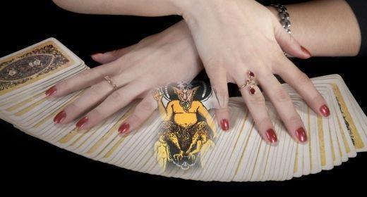 משמעות קלפי טארוט: קלף השטן
