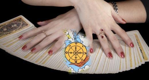 משמעות קלפי טארוט: קלף גלגל המזל