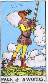 משמעות קלף נסיך החרבות בקריאה בקלפים