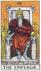 משמעות קלף הקיסר בקריאה בקלפים