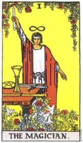 משמעות קלף הקוסם בקריאה בקלפים