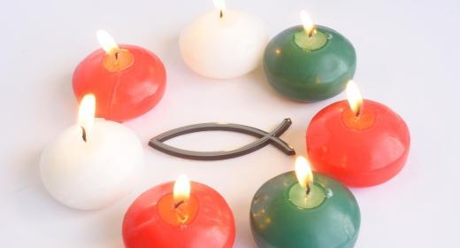 הנרות שאנו מדליקים