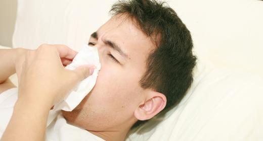 הצטננות- הטיפול הטבעי