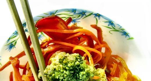 תזונה סינית - תזונה בריאה ונכונה לפי הרפואה הסינית