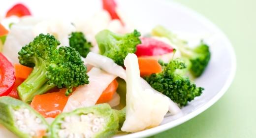 אוכל יותר בריא ופחות צבעוני ומשומר