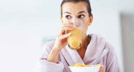 איך להירגע בעזרת תזונה