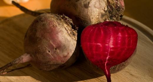 סלק אדום (beta vulgaris)