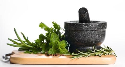 צמחי מרפא – מבוא לצמחי מרפא מערביים וסיניים
