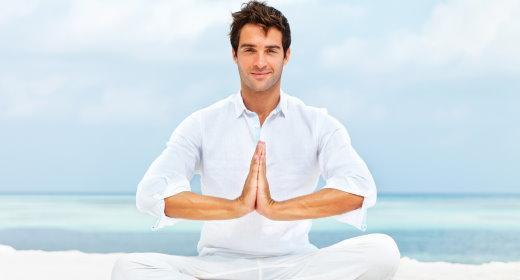 להרגיש בריא בעשרה צעדים
