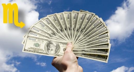 על המזל האסטרולוגי ויחסו לרכוש ולכסף - מזל עקרב