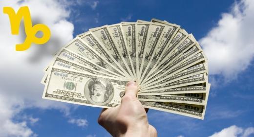 על המזל האסטרולוגי ויחסו לרכוש ולכסף - מזל גדי