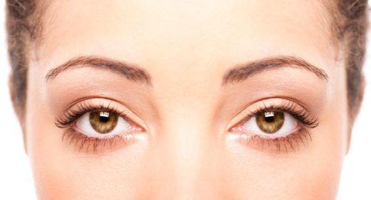 חכמת הפנים - העיניים