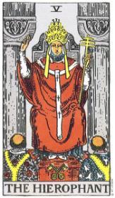 משמעות קלף הכהן הגדול בקריאה בקלפים