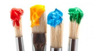 שימוש באורם של הצבעים בכדי ליצור שפה בגובה העיניים