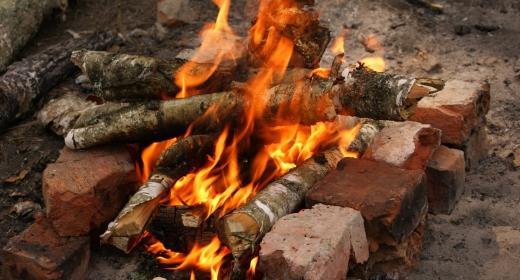 סימבול האש ומשמעותו בחיים