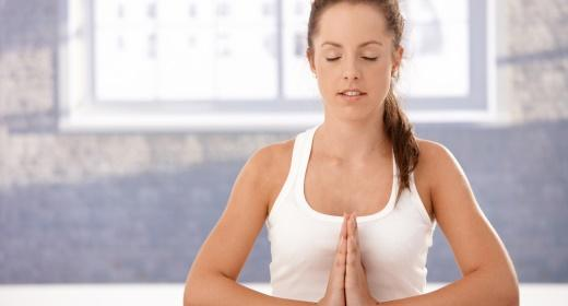 ירידה במשקל בעזרת מדיטציה