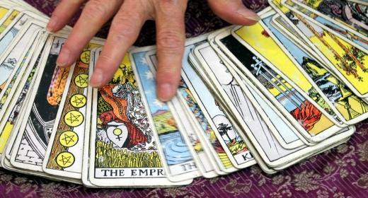 פריסת קלפי טארוט 2016 - קלף המזל השנתי שלך